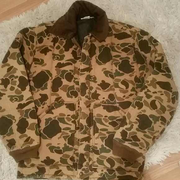 76474f8cd8be0 key Imperial Jackets & Coats | Vintage Youth Canvas Camo Hunting ...